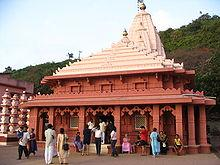 The Ganpatipule Temple