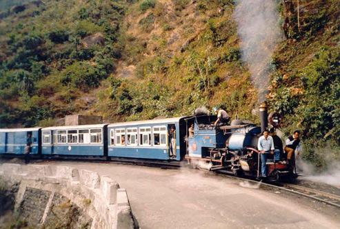toy Train Of Darjeeling