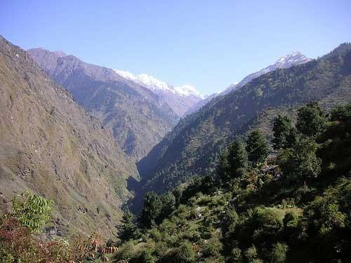 Govind Wildlife Sanctuary in Uttarkashi