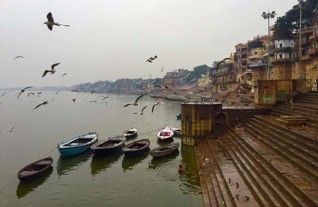varanasi-ghats-india