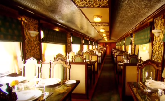 Maharaja Express Train luxury trains in India