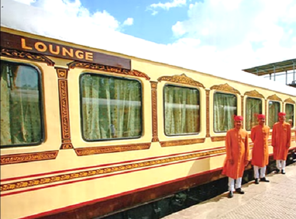 Palace on Wheels luxury trains in India