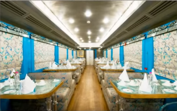 Royal Rajasthan on Wheels luxury trains in India