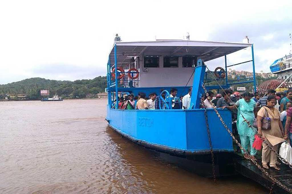 Ferry Service of Goa