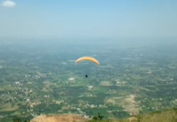Yelagiri hills tamil nadu Paragliding destination in India