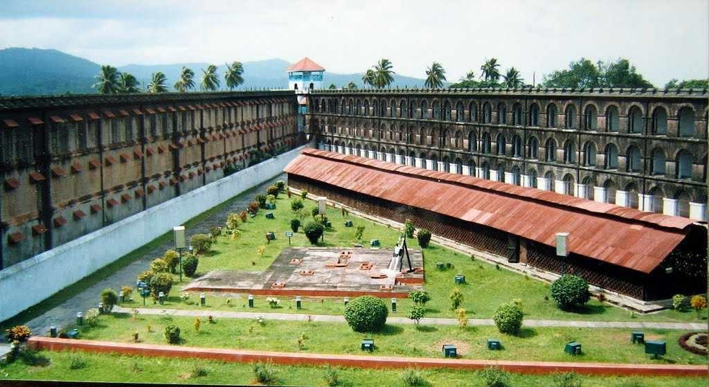 cellular jail in andaman