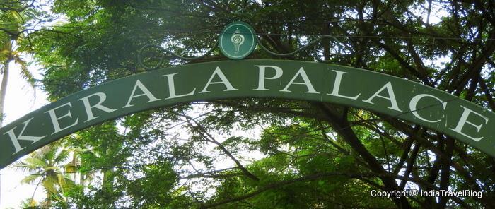 Soma Kerala Palace Gate View