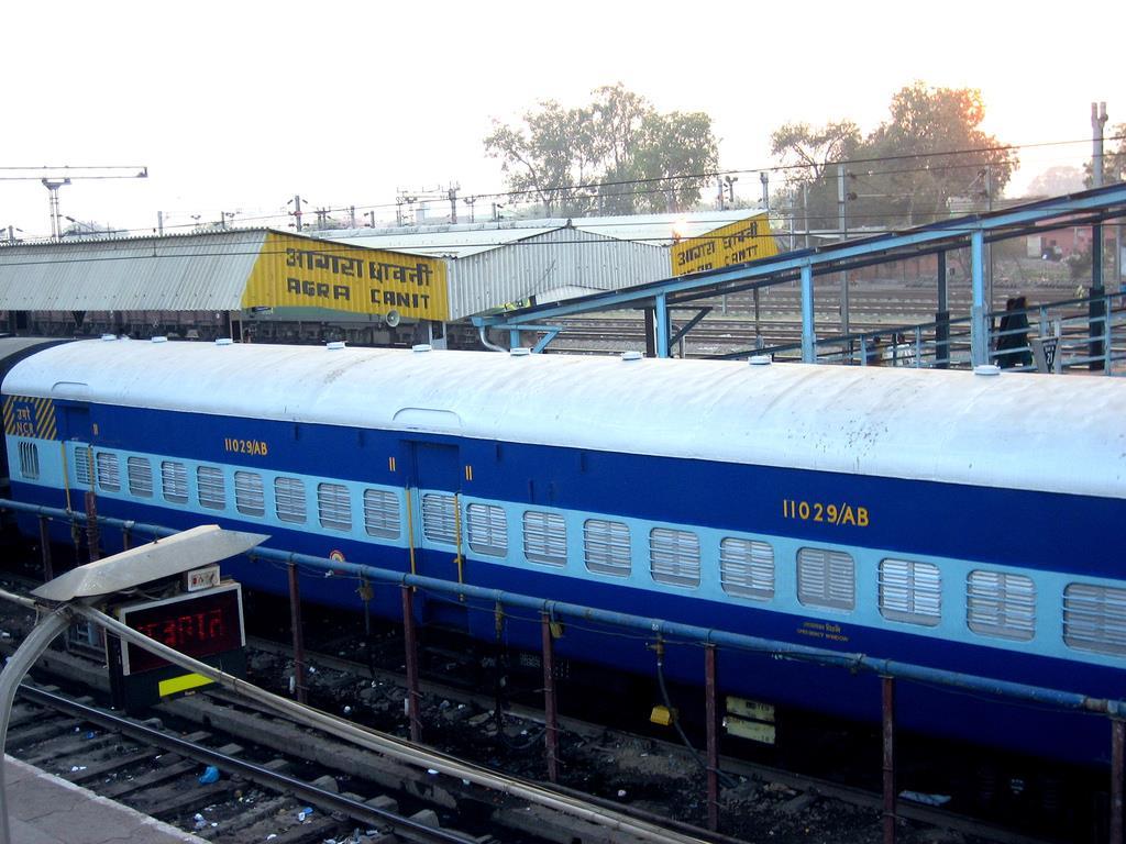 Now book Your Railway ticket via Paytm