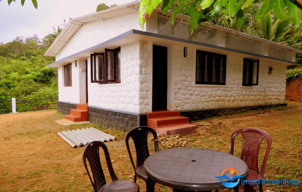 Thusharam holiday home front view
