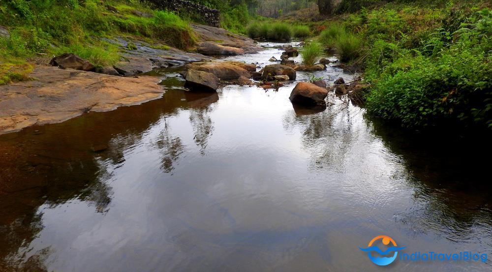 River newar Thusharam homestay