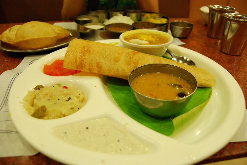 Surguru for Dosas and Thali Meals