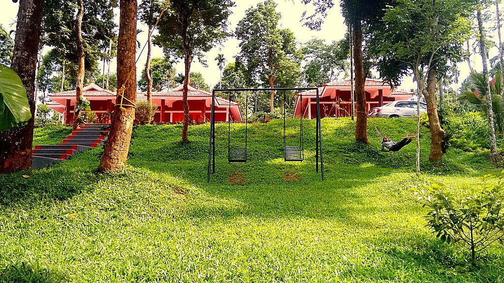 Pappys Nest Family Resort in Wayanad