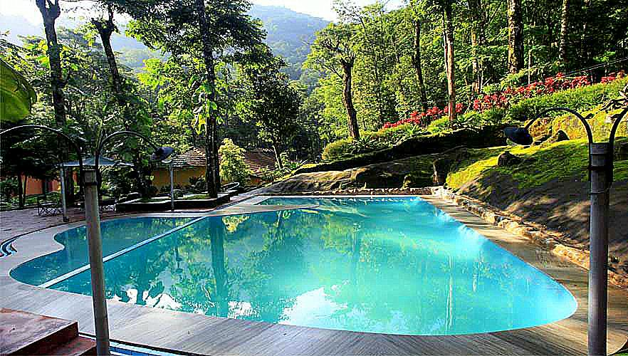 Blue Ginger Spa Family Resorts in Wayanad