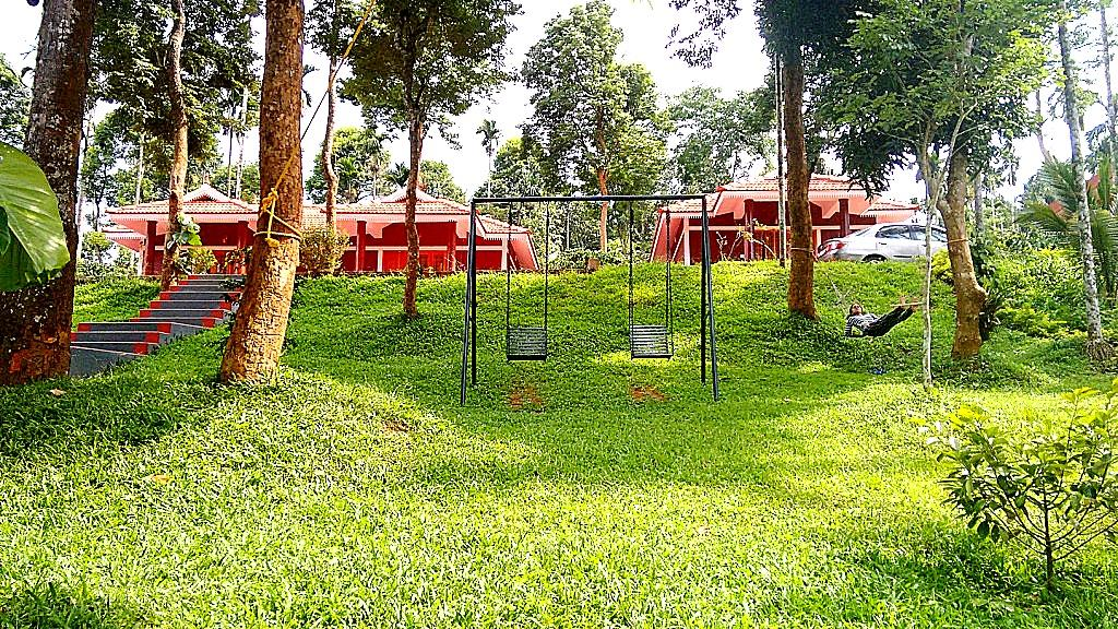 Pappys Nest Best Honeymoon Resort in Wayanad