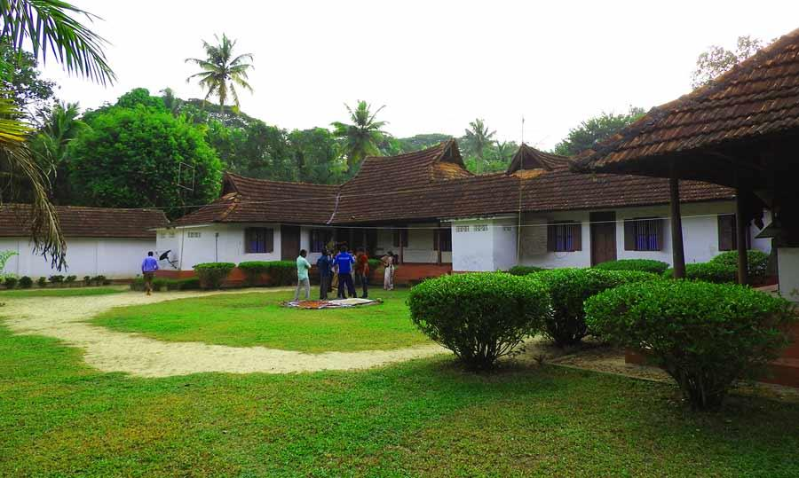 traditional Kerala home