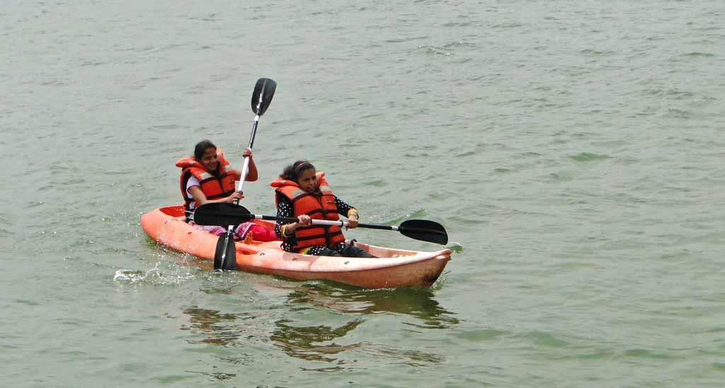 vikramgadh boating