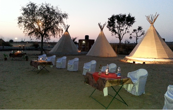 Umaid Safaris & Desert Lodge Bikaner