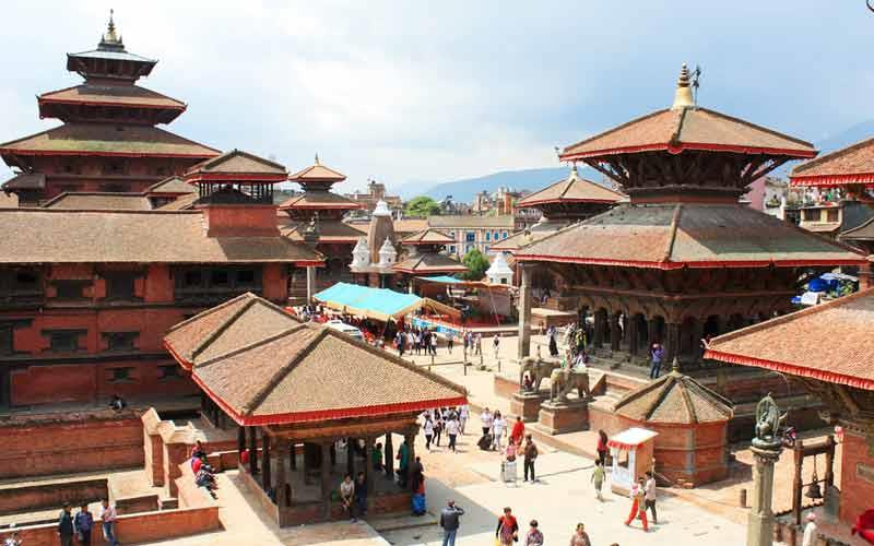 Best Tourist attractions in Kathmandu, Durbar square