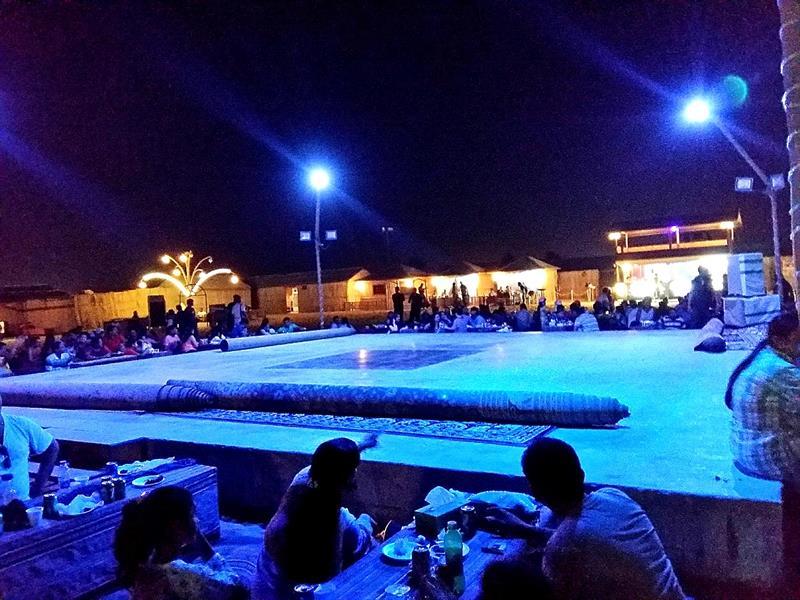 Dubai Travel Diary-Bellydance