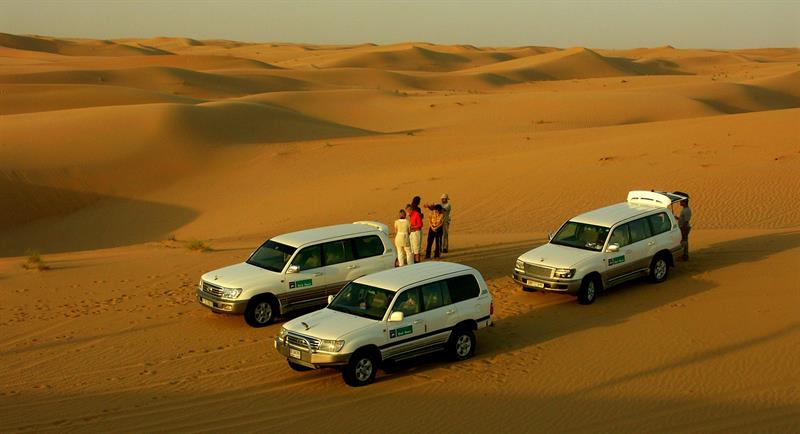 Dubai Travel Diary-About Desert Safari