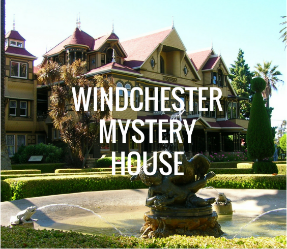 Windchester mystery house