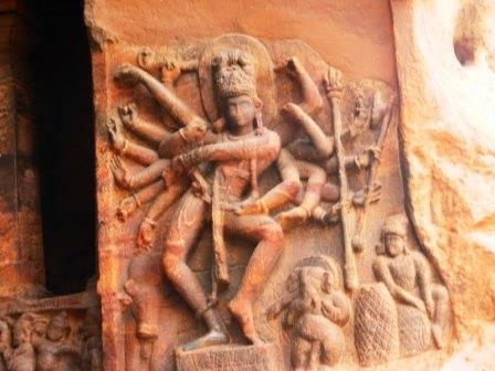 Badami Statues