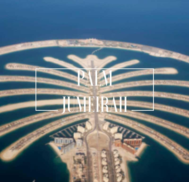 Attractions in Dubai Palm Jumeirah