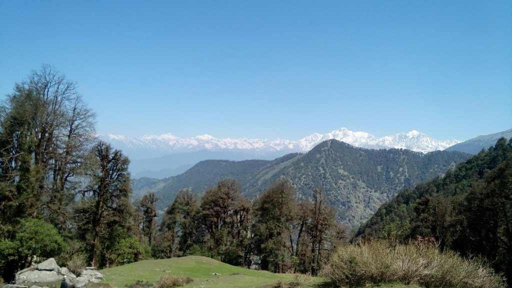 Ukhimath Himalayas