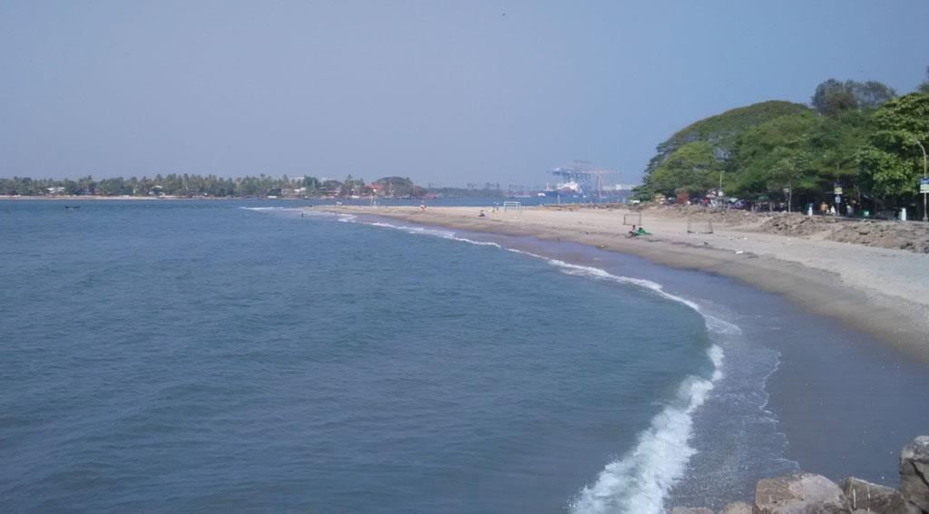 Fort Kochi Beach Kerala