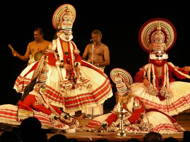Kathakali-Classical dance forms of India
