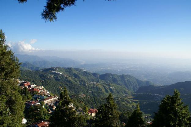 tourist places in mussoorie
