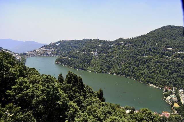 Beauty of Nainital