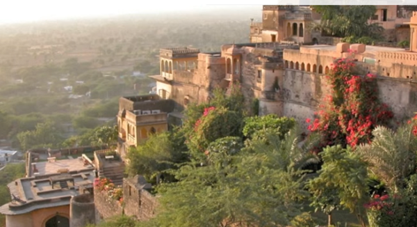 romantic getaways in india
