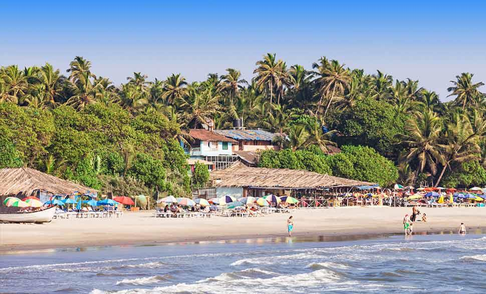 goa-beach-holiday images