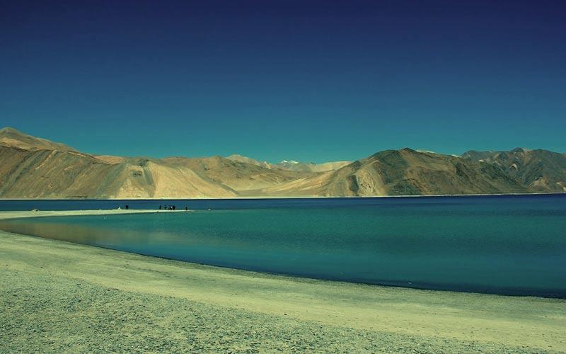 Pangong Lake - Reason to Visit Ladakh