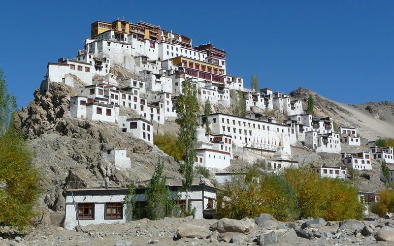 Monastries- Reason to Visit Ladakh