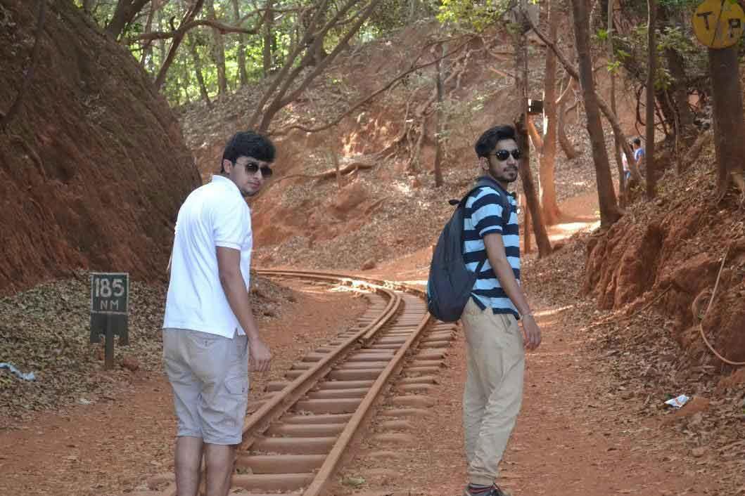 Matheran Rail