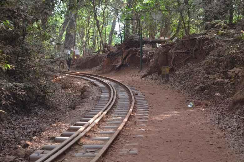 Matheran Railroute