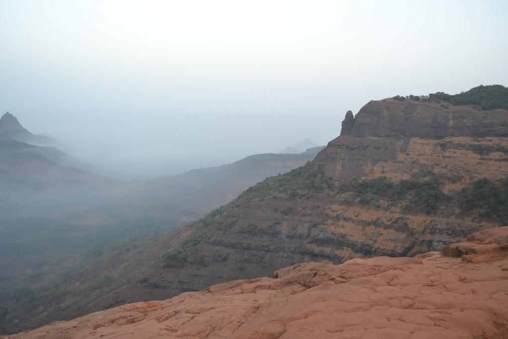 Matheran Lords point