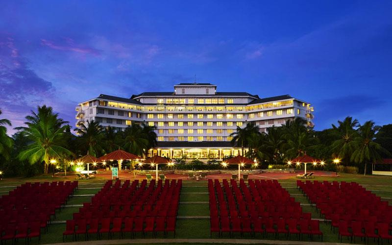 Le Meridian Kochi- Best destination wedding venue kerala