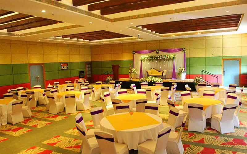 The Raviz Resort & Spa Ashtamudi-Best Destination Wedding Venue Kerala