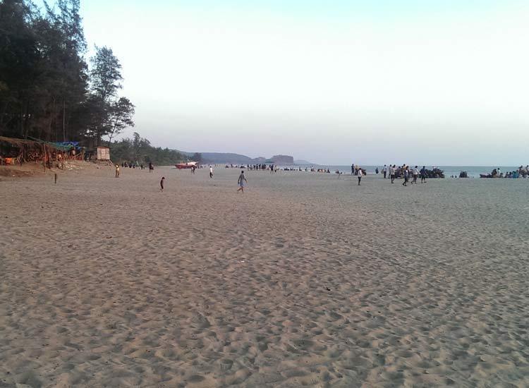 Beaches in Maharashtra-diveager-Beach