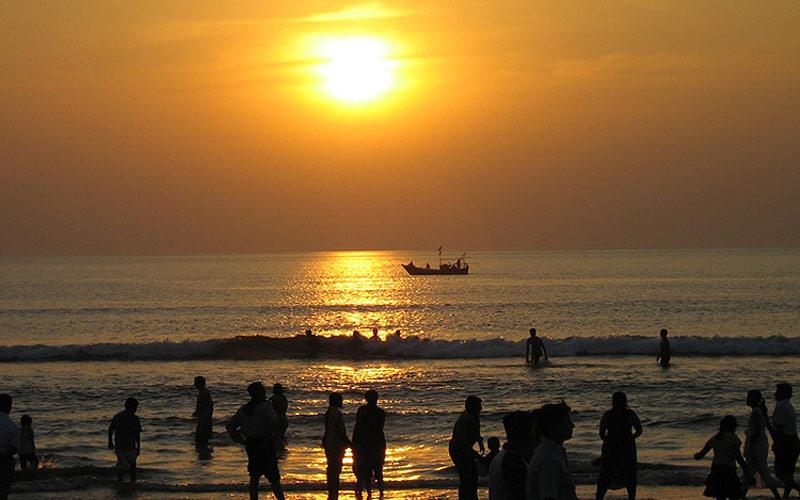 Beaches in Maharashtra-Ganpatipule-beach