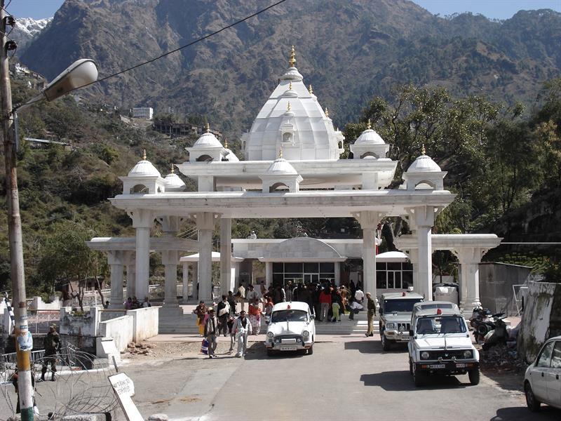 Vaishno Devi Temple Mandir Darshan