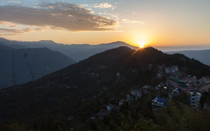 pelling-sikkim - Places to Visit in North East India