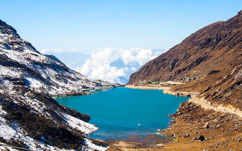 tsomgo-Lake -Sikkim - Places to Visit in North East India