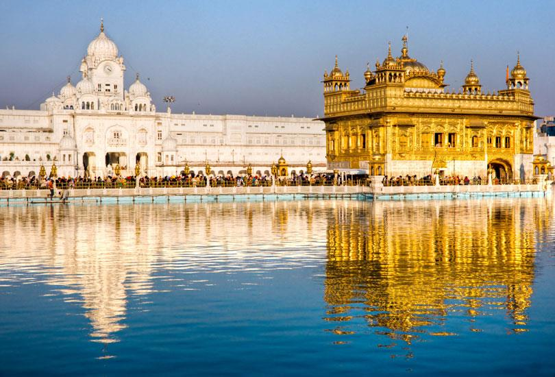 Golden Temple places for photography