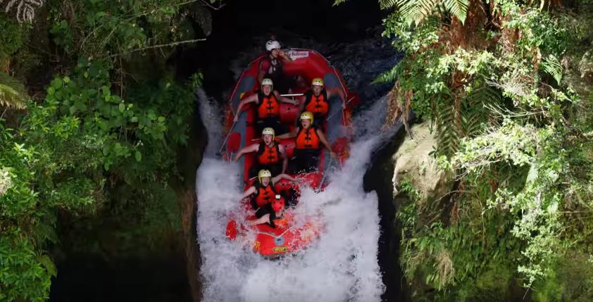 Rotorua Rush