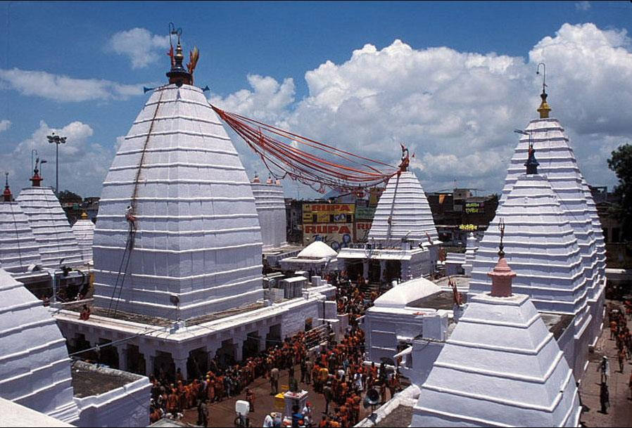 Baidyanath-Famous Shiva Temples in India