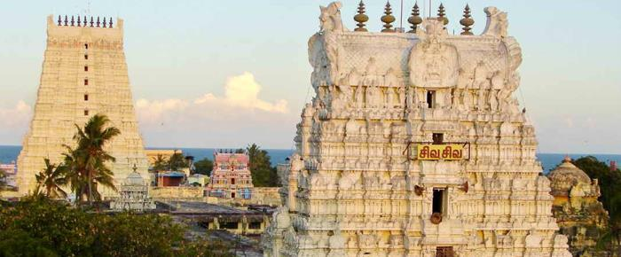 Rameshwaram-Famous Shiva Temples in India